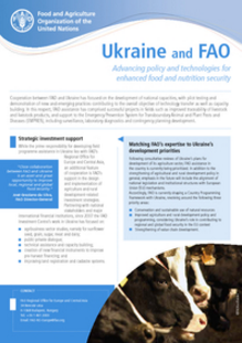 Ukraine and FAO